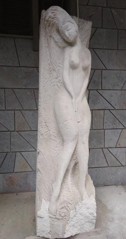 Скульптуры Айвазовского парка