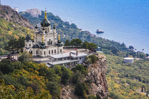 Что посмотреть в Крыму на машине самостоятельно