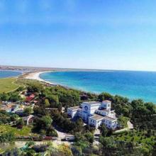 Пляжи Оленевки: песочные, дикие