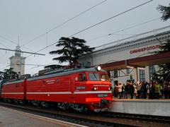 Расписание поездов из Симферополя в другие города России
