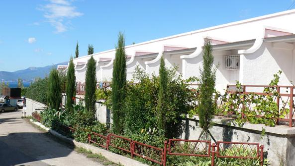 детский лагерь Сатера в Крыму фото