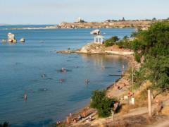 Пляжи Керчи: городские, бесплатные, дикие