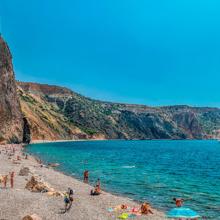 Яшмовый пляж на мысе Фиолент в Крыму: фото, отзывы, как добратьcя