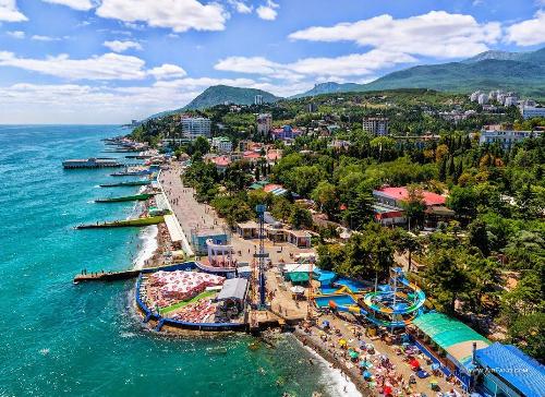 Отдых в Крыму в 2020