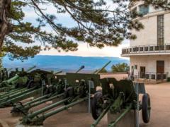 Сапун гора в Севаcтополе — мемориальный комплекс и музей под открытым небом