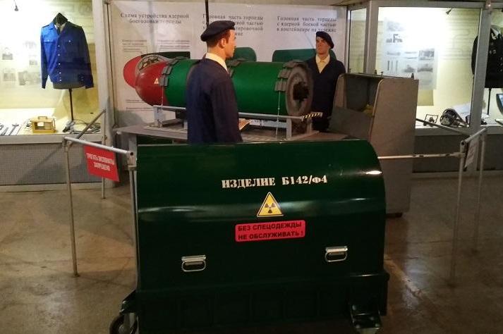Музей подводных лодок в Балаклаве экскурсия