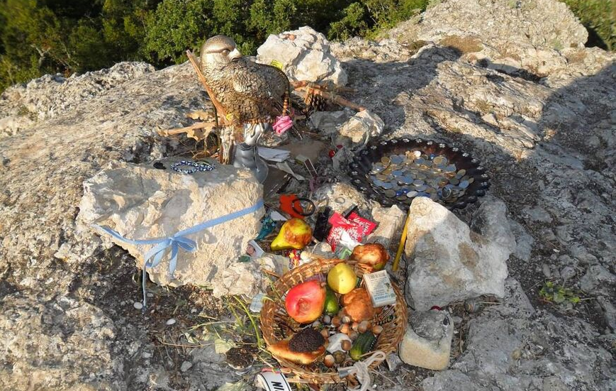 Стоунхендж в Крыму фото 2