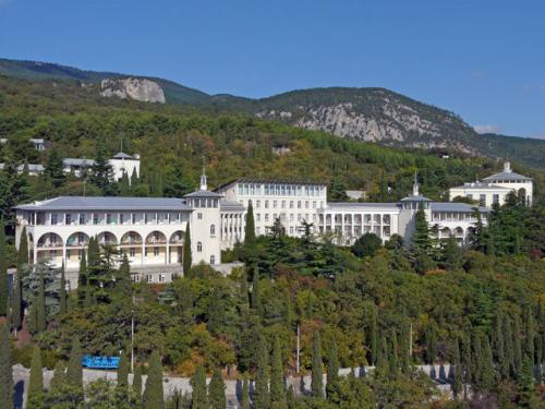 Санаторий горный Крым Ливадия фото 1