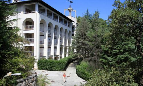 Санаторий горный Крым Ливадия фото 3