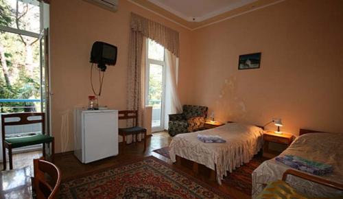 Санаторий парус Гаспра, Ялта, Крым фото галерея