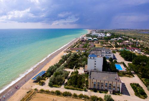 лучшие курорты крыма саки