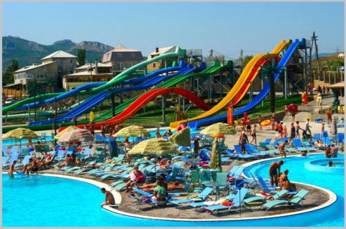 Коктебельский аквапарк фото 10