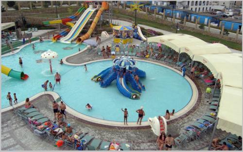 Коктебельский аквапарк фото 9