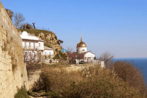 Крым в марте фото 3