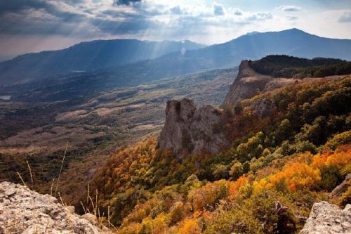 Крым в ноябре фото 1