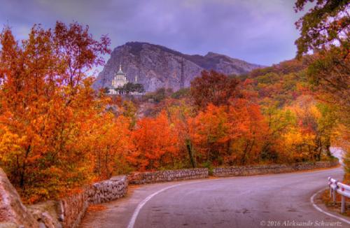 Крым в ноябре фото 4