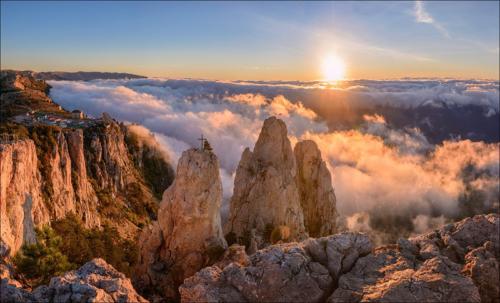 Осень в Крымских горах фото 2