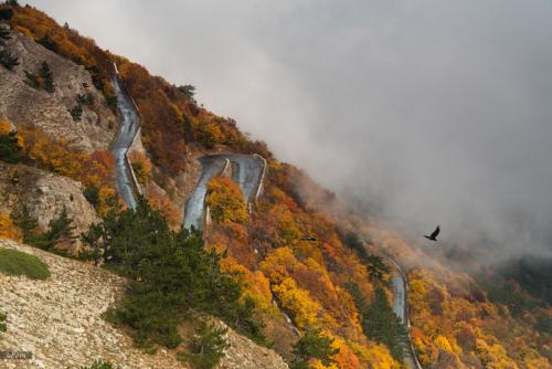 Осень в Крымских горах фото 5