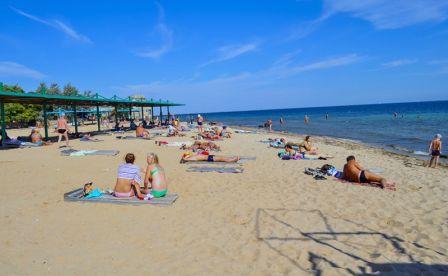 Санаторий Дружба Пляж 1