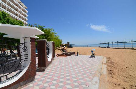 Санаторий Дружба Пляж 2
