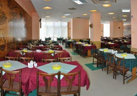 Санаторий Таврия ресторан фото
