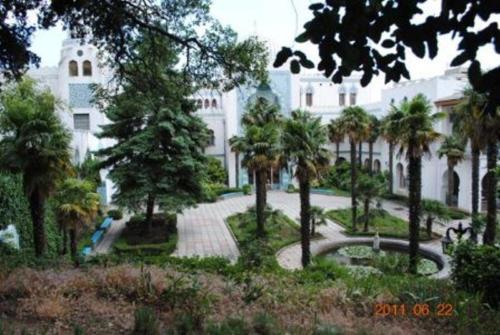 Санаторий Ясная поляна, Крым, Ялта фото 6