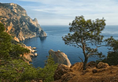 Туры в Крым с перелетом