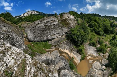 Водопад Джурла фото2