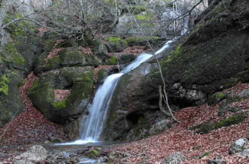 Водопад Джурла фото4