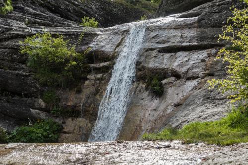Водопад Джурла фото5