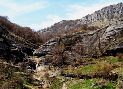 Водопад Джурла фото6