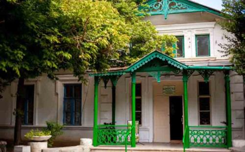 Санаторий Саки Крым