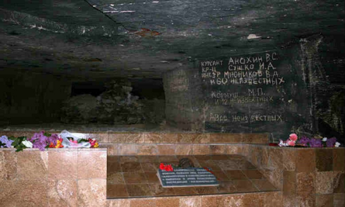 Аджимушкайские каменоломни в Керчи фото 3