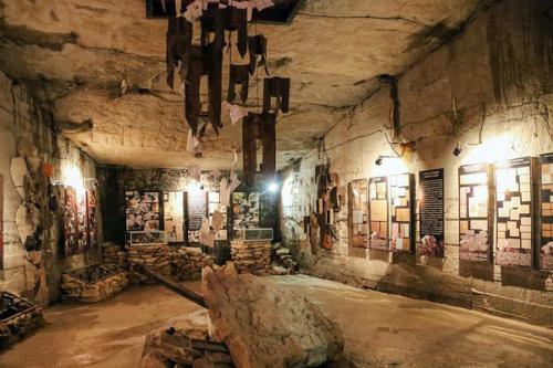 Аджимушкайские каменоломни в Керчи фото 4