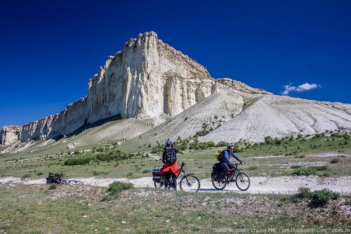 Велосипедные туры по Крыму фото 2