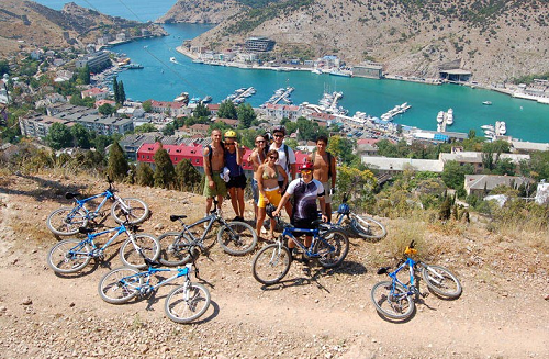 Велосипедные туры по Крыму фото 3