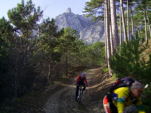 Велосипедные туры по Крыму фото 5