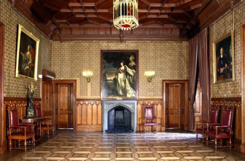 Воронцовский дворец внутри фото 2