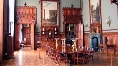 Воронцовский дворец внутри фото 4