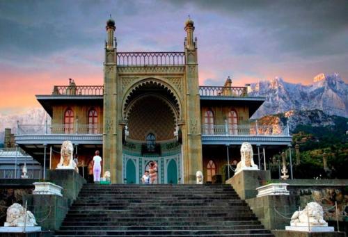 Воронцовский дворец в Крыму фото 6