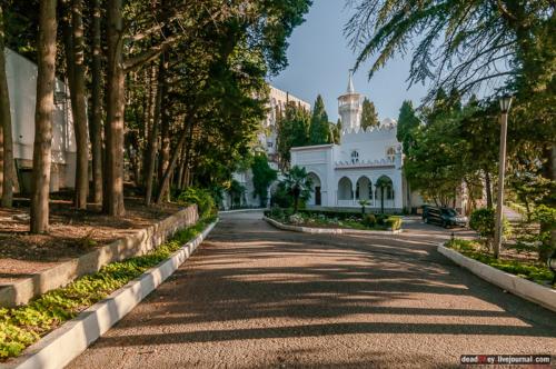 Дворец Кичкинэ в Ялте фото 5