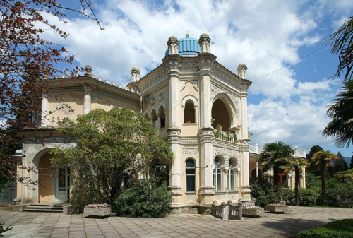 Дворец эмира Бухарского в Ялте, фото 2
