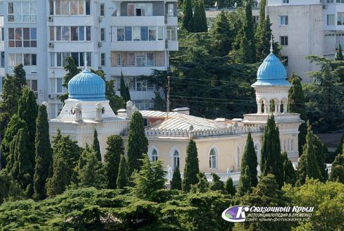 Дворец эмира Бухарского в Ялте, фото 3