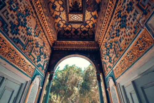 Дворец эмира Бухарского в Ялте, фото 4