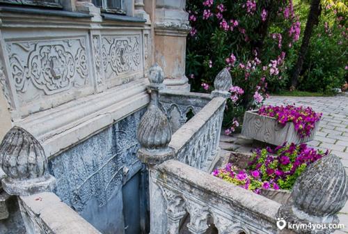 Дворец эмира Бухарского в Ялте, фото 6
