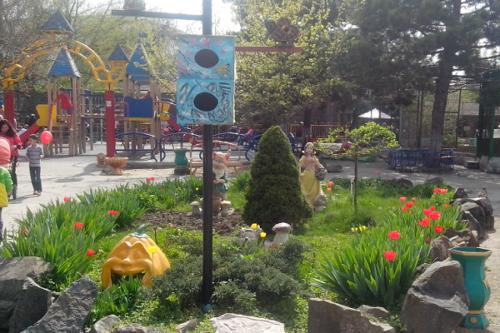 Зоопарк в Симферополе фото 4