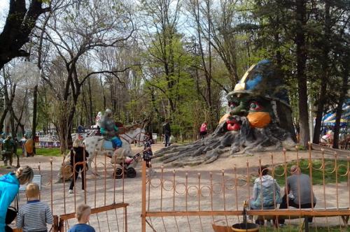 Зоопарк в Симферополе фото 5