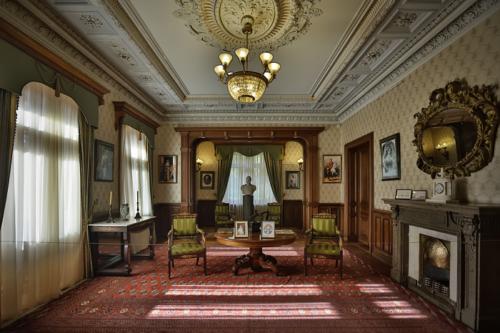 Массандровский дворец в Ялте фото 2