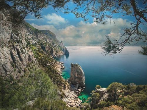 Мыс Айя в Крыму фото 1