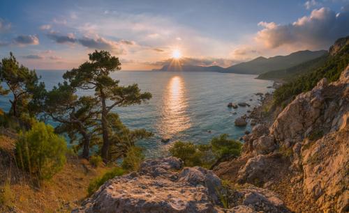 Мыс Айя в Крыму фото 5
